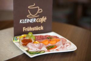 Kleiner Cafe Fruehstueck